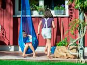 Fotel hamakowy dla dzieci Air D70-33