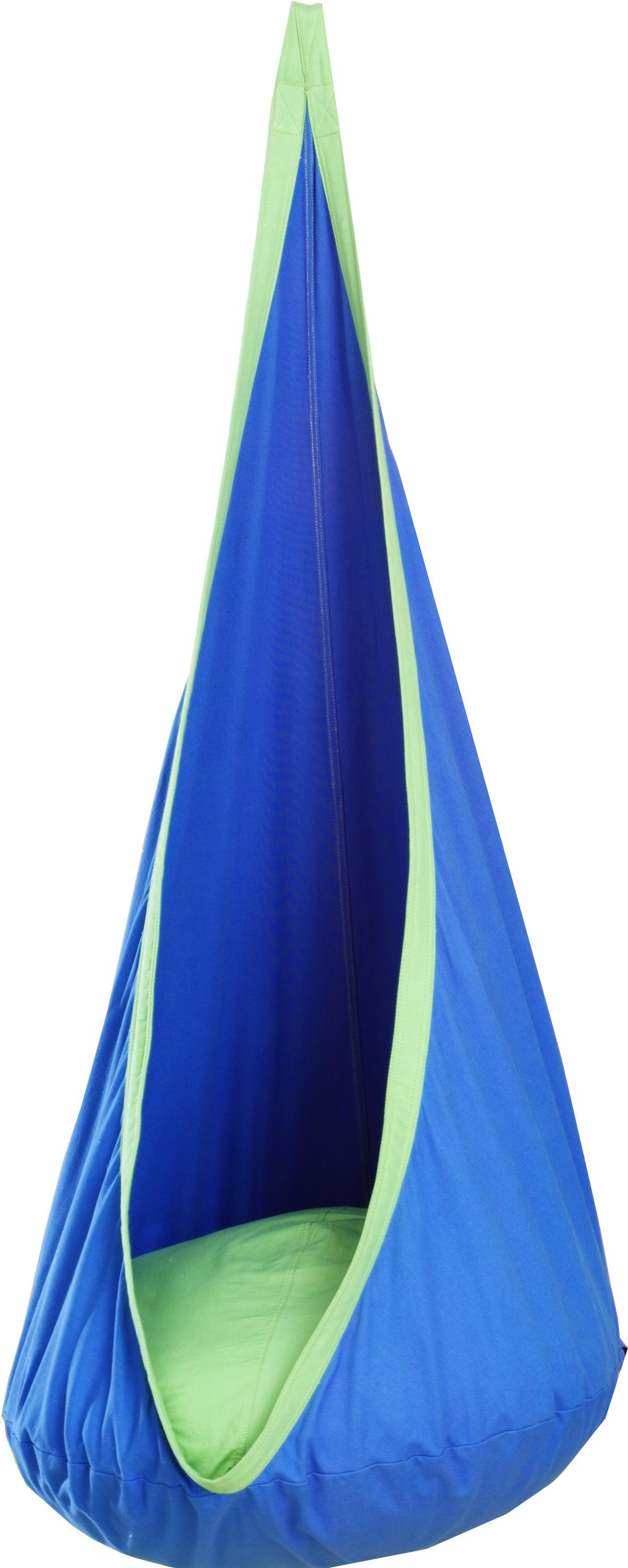 Fotel Hamakowy Dla Dzieci D70 34 Niebiesko Zielony Jod70 34