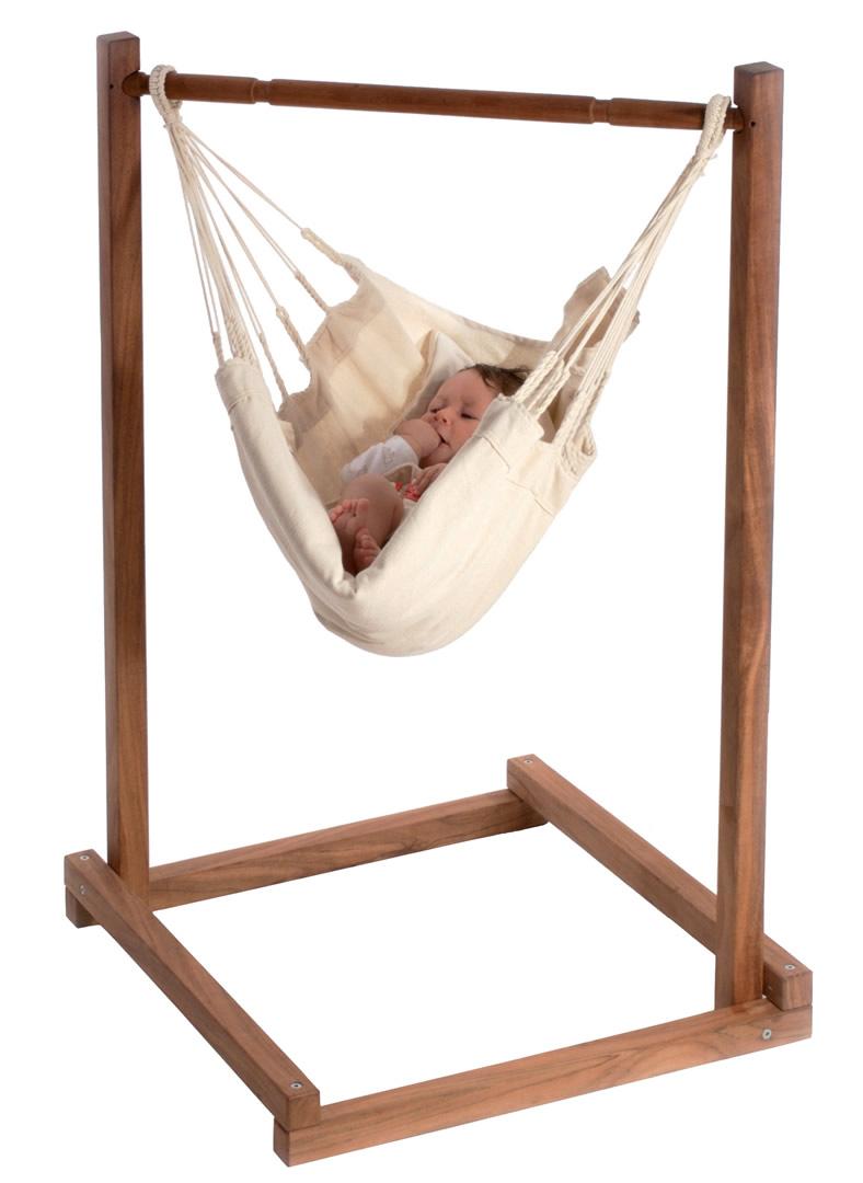 Hamak dla niemowlaka ze stojakiem SP1
